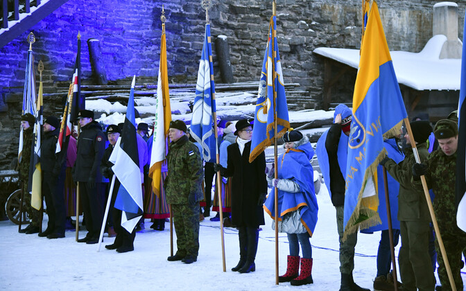 ВЭстонии представили ЗРК Патриот