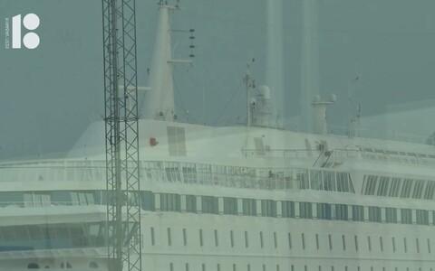 Laevade udupasunate etteaste