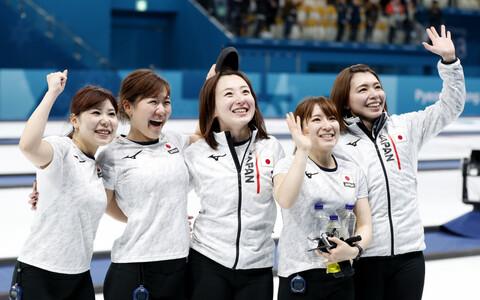 Jaapani naiste curlingukoondis