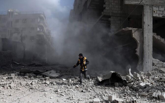 Saqba linn Ida-Ghoutas.