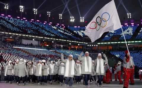 Venemaa olümpiakoondis