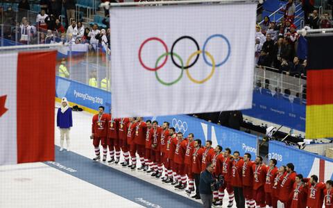 Сборная России стала олимпийским чемпионом, обыграв в финале турнира Германию.