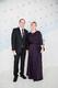 Presidendi hariduspreemia laureaat Maksim Ivanov ja abikaasa Natalja.