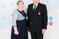 Riigikogu liige Ain Lutsepp ja abikaasa Elo Lutsepp.