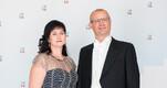 Haapsalu neuroloogilise rehabilitatsioonikeskuse juhatuse esimees Priit Eelmäe ja abikaasa Kristi.