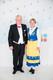 Endine riigikohtu esimees Rait Maruste ja Elisabet Fura.