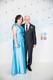 Eesti endiste poliitvangide liidu esimees Harri Tromp ja abikaasa Helle.