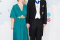 Justiitsminister Urmas Reinsalu ja abikaasa Signe.