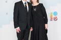 Riigikogu esimees Eiki Nestor ja abikaasa Anu.