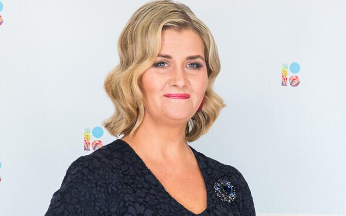 Riigikogu liige Liisa Oviir.