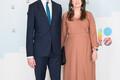 Välisminister Sven Mikser ja abikaasa Mari Vaus.