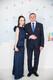 Eesti-Soome vähemusrahvuste kultuuriomavalitsuse juhataja esimees Anatoli Schultz ja tütar Annette.