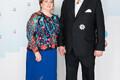 Riigikogu liige Raivo Aeg ja abikaasa Aire.