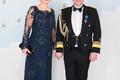 Kaitseliidu ülem kindralmajor Meelis Kiili ja abikaasa Silva.