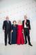 Endine peaminister Andres Tarand, abikaasa Mari, Euroopa Parlamendi liige Indrek Tarand ja abikaasa Kadi.