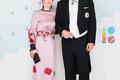 Kirurgide assotsiatsiooni president Jüri Teras ja abikaasa Marina.
