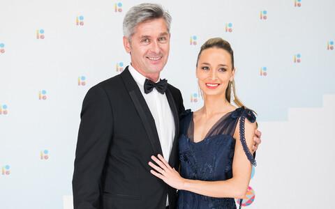EV100 fotosein ERMis. Ksenia Balta ja Andrei Nazarov