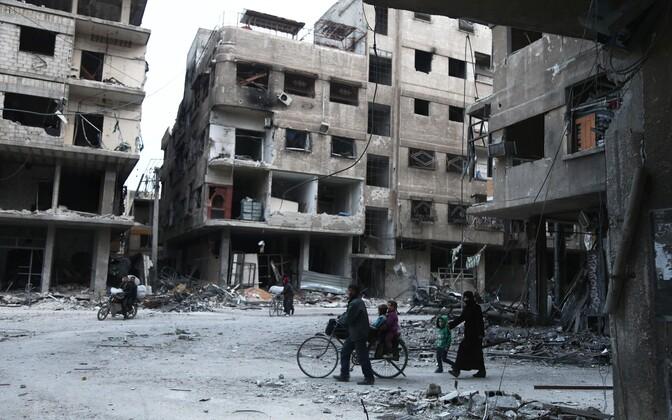 Сирия. Иллюстративное фото.