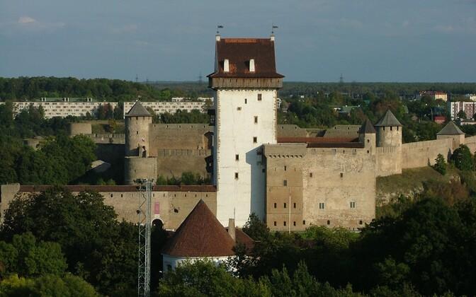 Замок Германа в Нарве.