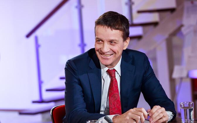 Eesti Panga president Ardo Hansson.