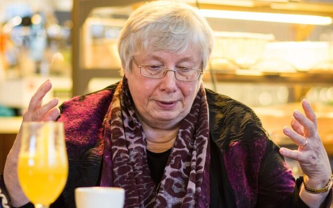 Marju Lauristin ei hinda ajakirjanduse tervist praegu heaks.