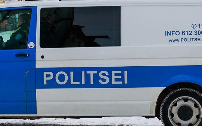 Полиция.