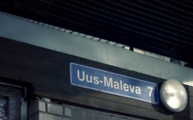 Уус-Малева.