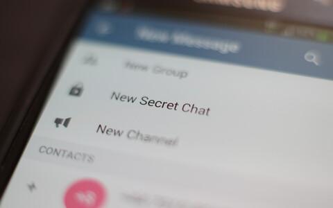 Krüpteeritud sõnumirakendus Telegram