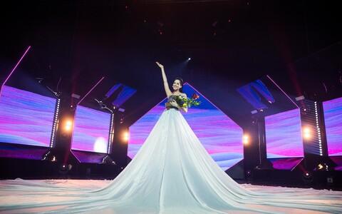 Элина Нечаева победила в финале Eesti Laul.