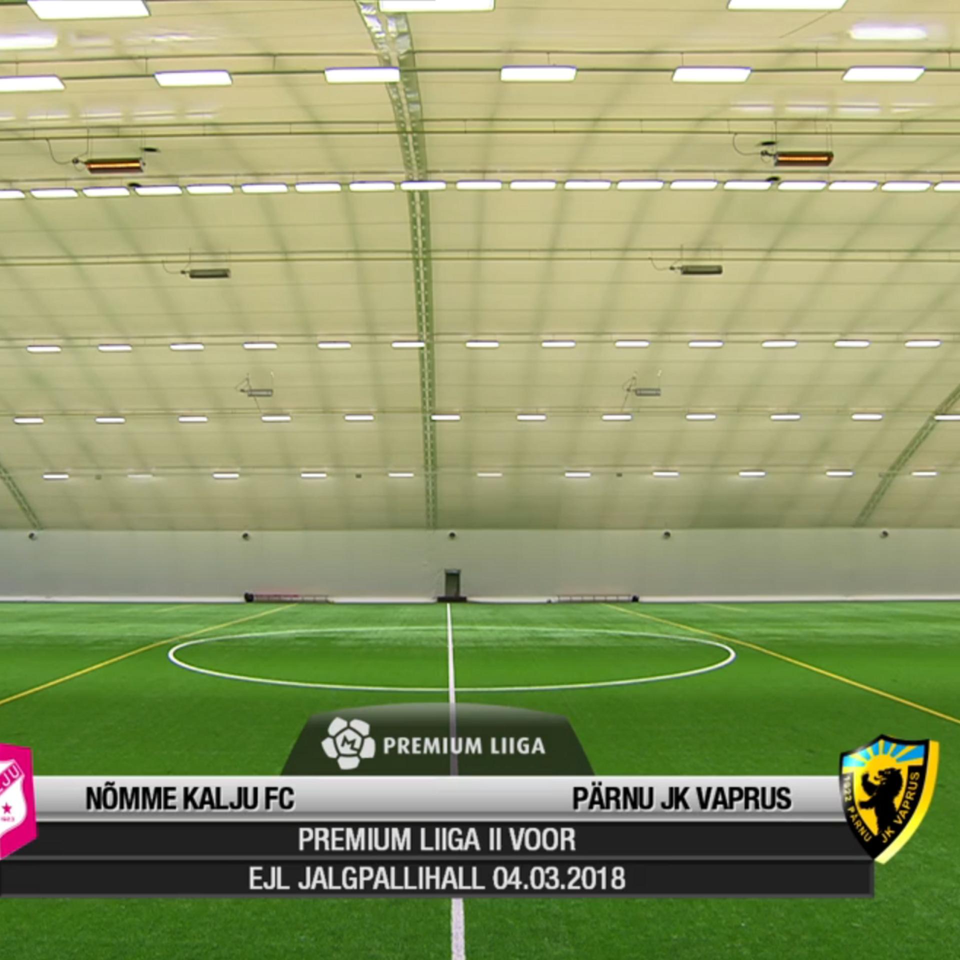 0774522b64c VAATA UUESTI | Nõmme Kalju FC - Pärnu JK Vaprus täispikkuses |  Järelvaatamine | ERR