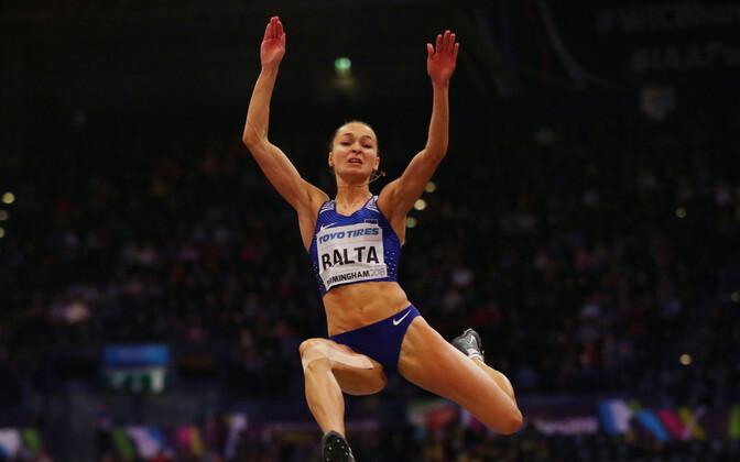 Ксения Балта свой лучший результат показала в пятой попытке.