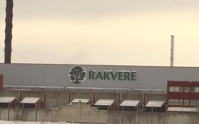 Rakvere Meat Processing Plant.