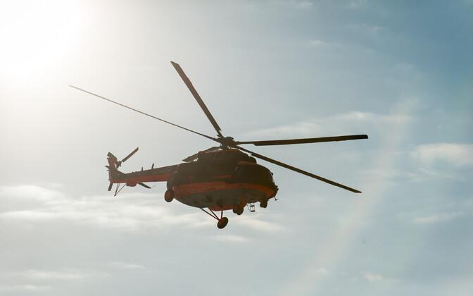 Helikopter Mil Mi-8, arhiivifoto.