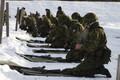 22. jalaväepataljoni reservõppekogunemine.