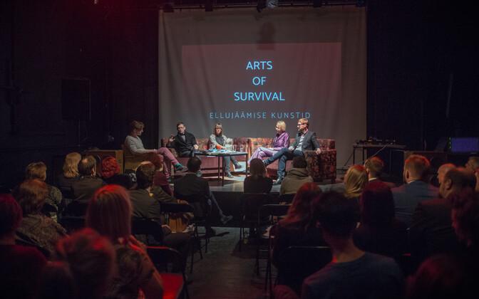 Tartu esitles Genialistide klubis Euroopa kultuuripealinna kandidatuuriraamatu pealkirja.