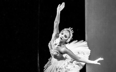 Ketlin Oja, Odette Tallinna balletikooli lõpetamisel 2015