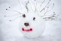 Väätsa lumememmede paraad.