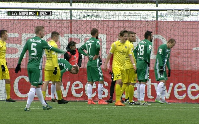 FCI Levadia - FC Kuressaare.