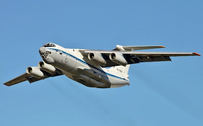 Русский  самолет впервый раз  в2015г.  нарушил воздушную границу Эстонии— Генштаб