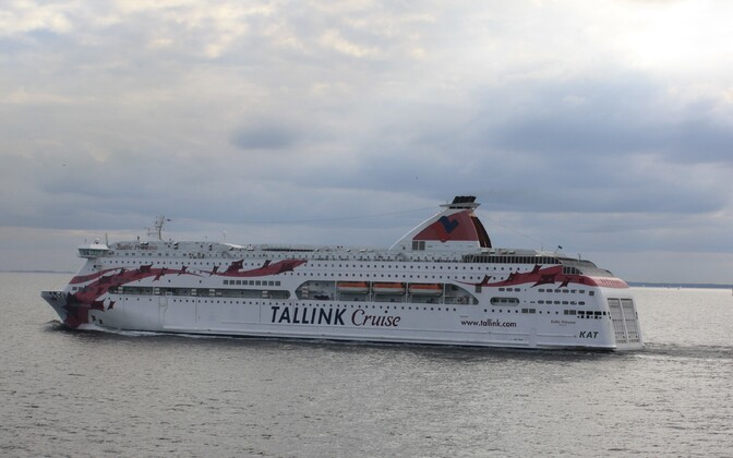Baltic Princess.