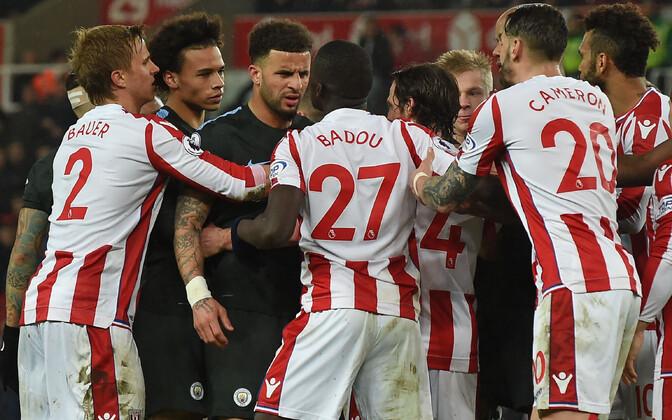 Manchester City - Stoke