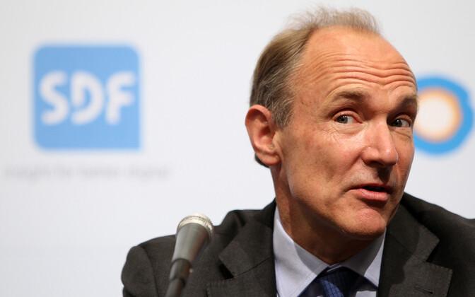 Tim Bernes-Lee.