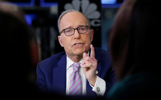 Larry Kudlow CNBC eetris.