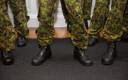 Eesti kaitseväelased.