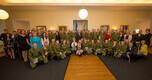 Peaminister Jüri Ratas tunnustas missioonidel käinud sõdureid.