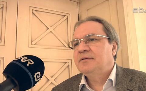 Эксперт Валерий Фадеев.