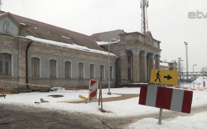 Нарвский автовокзал откроется в конце января 2020 года.