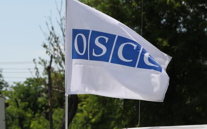 OSCE lipp.
