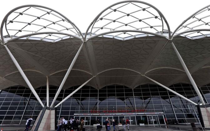 Arbili lennujaam.