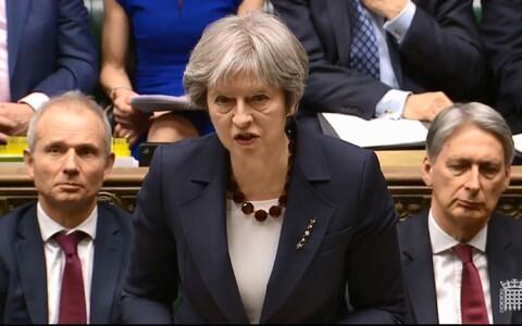 Премьер министр Великобритании Тереза Мэй